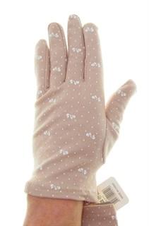 4091. Простые летние перчатки из хлопка - фото 21566