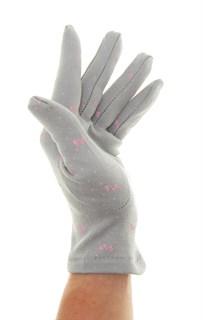 4091. Простые летние перчатки из хлопка - фото 21575