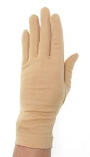 4103. Летние перчатки трикотаж. Маленькие