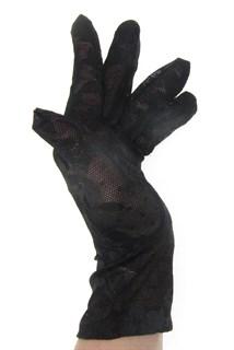 2790. Короткие перчатки. Гипюр - фото 21855