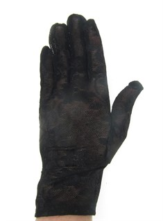 2790. Короткие перчатки. Гипюр - фото 21856