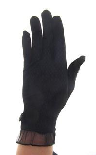 4123. Летние перчатки из тонкого хлопка