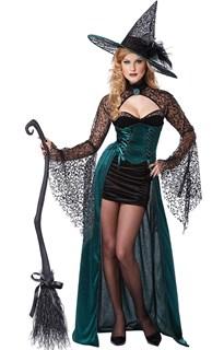 Изумрудная ведьма