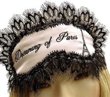 """Повязка для глаз """"Dreaming of Paris"""""""