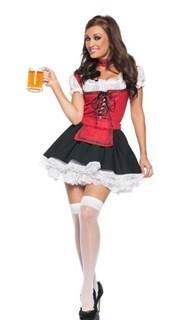 Маскарадный костюм Баварской девушки