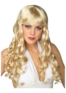 Парик блондинки