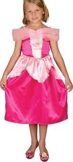 Розовое платье принцессы для девочки