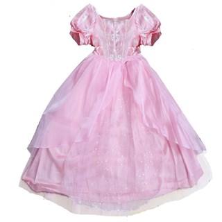 Розовое платье принцессы